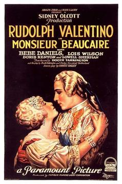 Best Drama Movies of 1924 : Monsieur Beaucaire