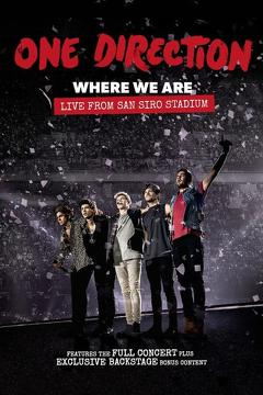 Best Music Movies of 2014 : One Direction: Where We Are - The Concert