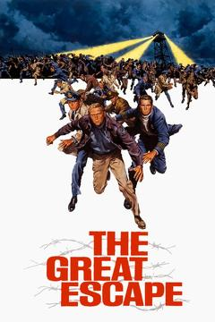 Best History Movies of 1963 : The Great Escape