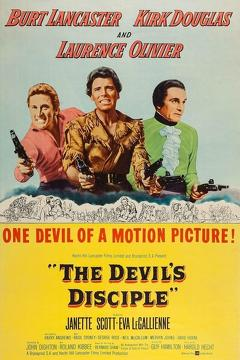 Best Comedy Movies of 1959 : The Devil's Disciple