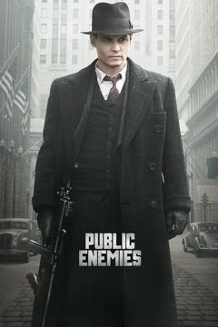 Best History Movies of 2009 : Public Enemies