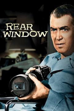 Best Movies of 1954 : Rear Window