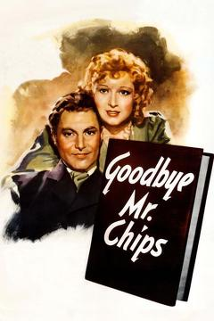 Best Romance Movies of 1939 : Goodbye, Mr. Chips