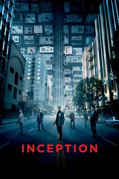 Best Adventure Movies : Inception