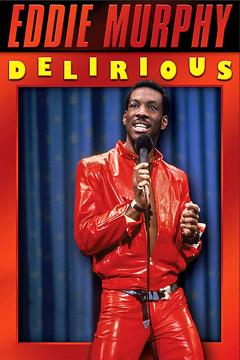 Best Comedy Movies of 1983 : Eddie Murphy: Delirious