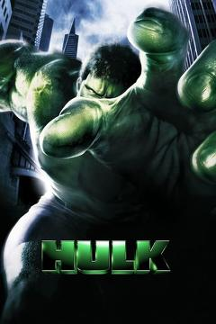 Best Science Fiction Movies of 2003 : Hulk