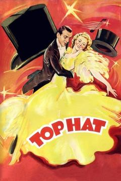 Best Comedy Movies of 1935 : Top Hat