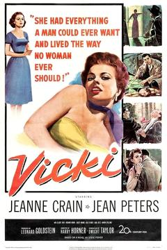 Best Mystery Movies of 1953 : Vicki