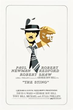 Best Comedy Movies of 1973 : The Sting