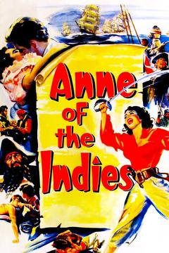 Best Adventure Movies of 1951 : Anne of the Indies