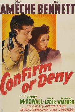 Best War Movies of 1941 : Confirm or Deny