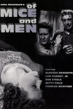 Best Drama Movies of 1939 : Of Mice and Men