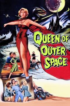 Best Fantasy Movies of 1958 : Queen of Outer Space