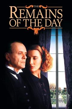 Best Romance Movies of 1993 : The Remains of the Day