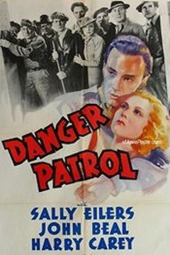 Best Action Movies of 1937 : Danger Patrol
