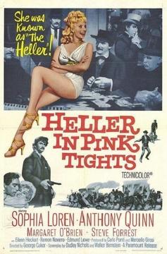 Best Western Movies of 1960 : Heller in Pink Tights
