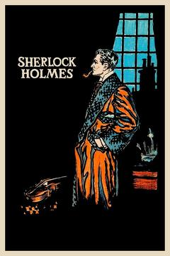 Best Crime Movies of 1916 : Sherlock Holmes