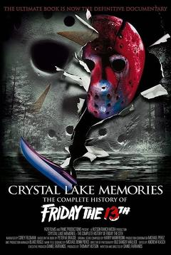 Best History Movies of 2013 : Crystal Lake Memories: The Complete History of Friday the 13th