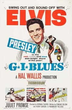 Best Music Movies of 1960 : G.I. Blues