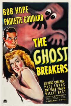 Best Horror Movies of 1940 : The Ghost Breakers