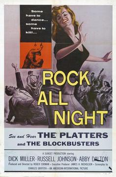 Best Music Movies of 1957 : Rock All Night