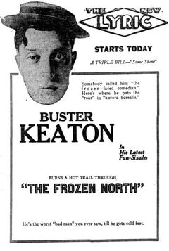 Best Western Movies of 1922 : The Frozen North