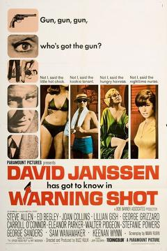 Best Mystery Movies of 1967 : Warning Shot