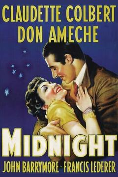 Best Comedy Movies of 1939 : Midnight