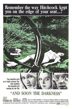 Best Thriller Movies of 1970 : And Soon the Darkness