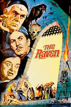 Best Comedy Movies of 1963 : The Raven