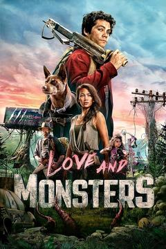 Best Romance Movies of 2020 : Love and Monsters