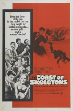 Best Adventure Movies of 1964 : Coast of Skeletons