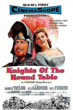 Best Fantasy Movies of 1953 : Knights of the Round Table