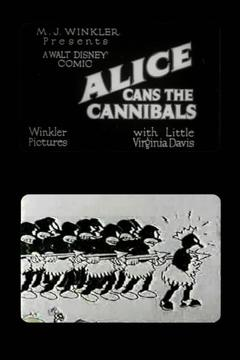 Best Animation Movies of 1925 : Alice Cans the Cannibals