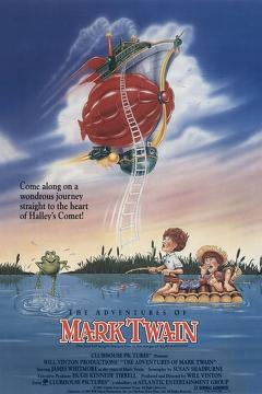 Best Animation Movies of 1985 : The Adventures of Mark Twain