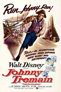 Best Family Movies of 1957 : Johnny Tremain