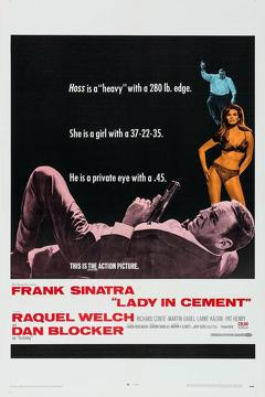 Best Crime Movies of 1968 : Lady in Cement