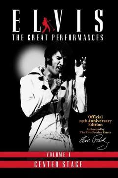 Best Music Movies of 2002 : Elvis The Great Performances Vol. 1 Center Stage