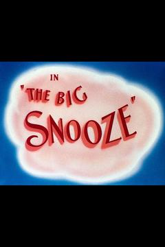 Best Animation Movies of 1946 : The Big Snooze