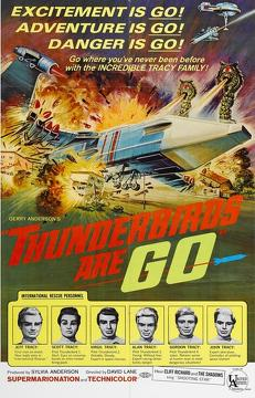 Best Animation Movies of 1966 : Thunderbirds are GO