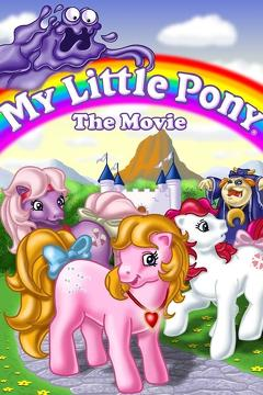Best Animation Movies of 1986 : My Little Pony: The Movie