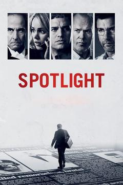 Best Thriller Movies of 2015 : Spotlight