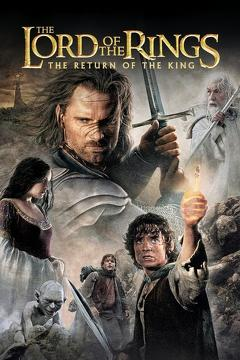 Best Adventure Movies : The Lord of the Rings: The Return of the King