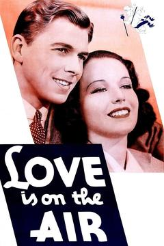 Best Mystery Movies of 1937 : Love Is on the Air