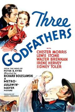 Best Western Movies of 1936 : Three Godfathers
