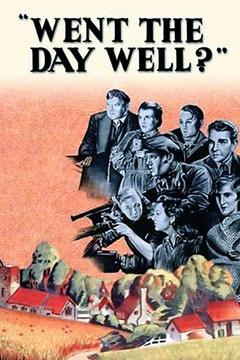 Best Thriller Movies of 1942 : Went the Day Well?