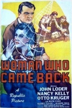 Best Horror Movies of 1945 : Woman Who Came Back