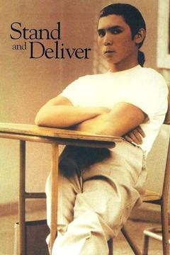 Best Drama Movies of 1988 : Stand and Deliver