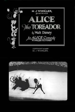 Best Animation Movies of 1925 : Alice the Toreador