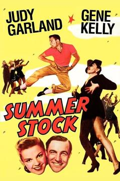 Best Music Movies of 1950 : Summer Stock